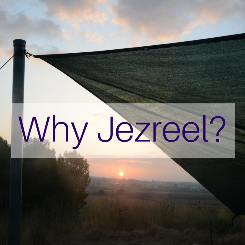 Why Jezreel-