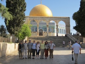 Field trip to Jerusalem