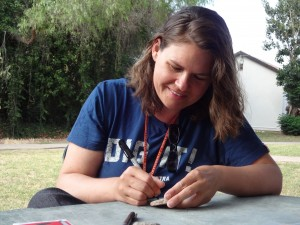 Jennie Ebeling writes on sherds
