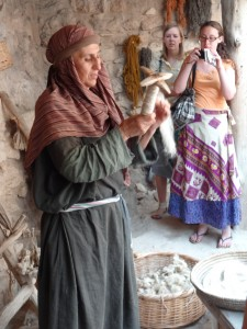 Field trip to Nazareth Village