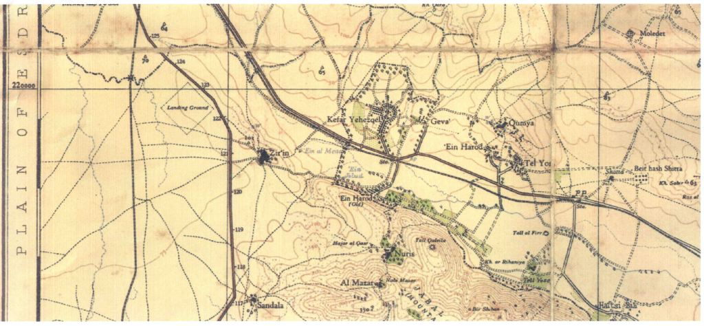 Aerials and Maps | The Jezreel Expedition